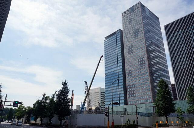 「(仮称)OH-1計画」(大手町一丁目2地区開発事業) 2016.7.2