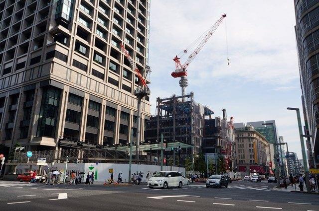 「(仮称)日本橋二丁目地区第一種市街地再開発事業 C街区」 2016.7.2