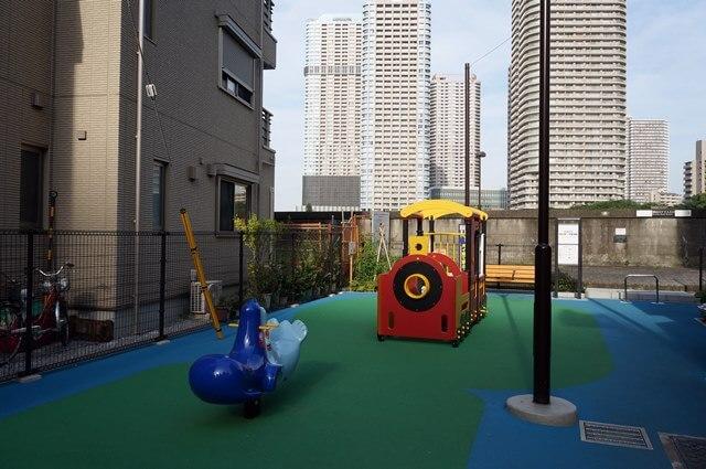 中央区湊第一児童遊園 2016.7.2