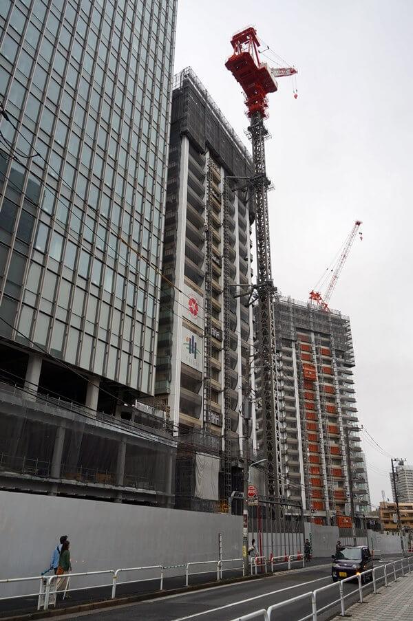 「Brillia Towers 目黒」(ブリリアタワーズ目黒) 2016.7.9