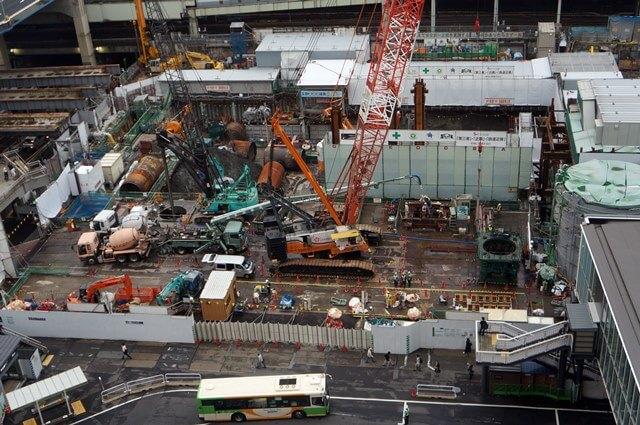 「渋谷駅街区開発計画I期(東棟)」 2016.7.9