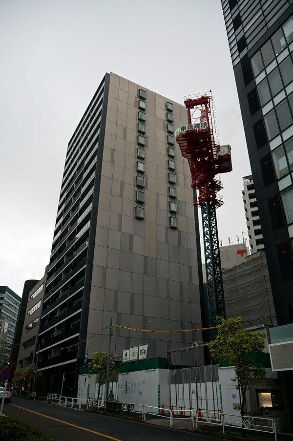 「(仮称)PMO渋谷新築工事」 2016.7.9