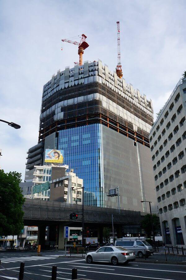 「赤坂インターシティ AIR」 2016.7.10