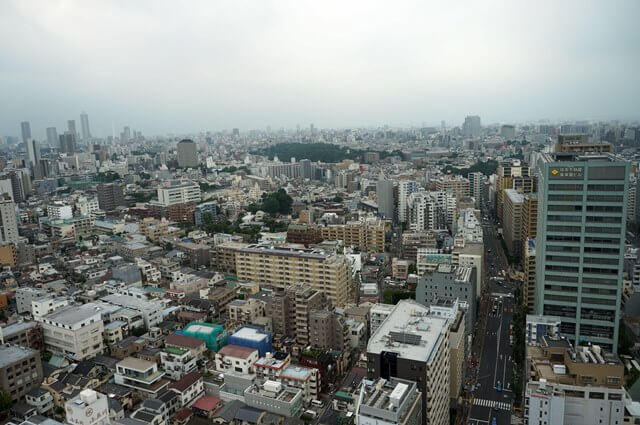 ル・サンク小石川 2016.7.16