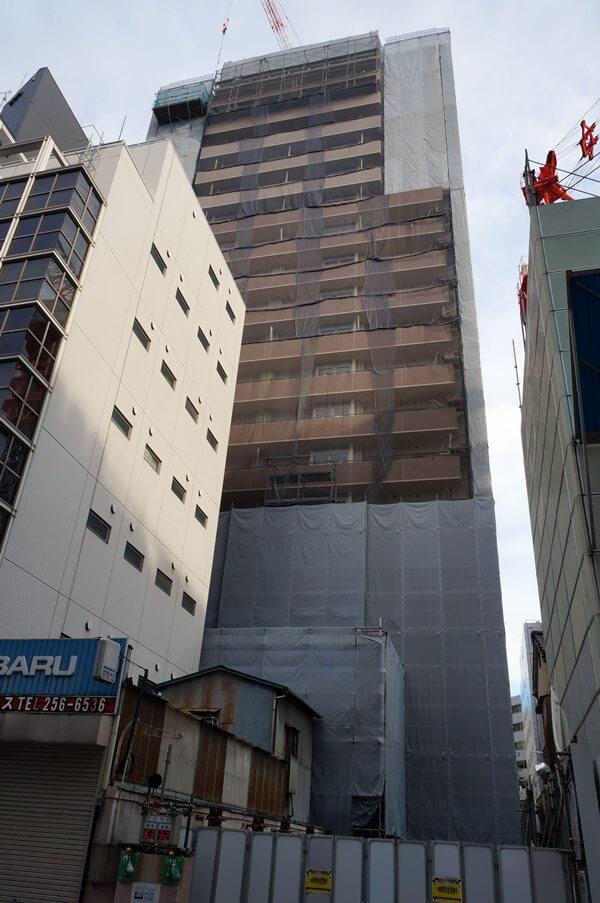 「(仮称)区営東松下町住宅新築工事」 2016.7.23
