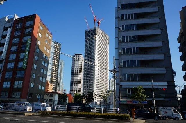「ザ・パークハウス 西新宿タワー60」 2016.7.30