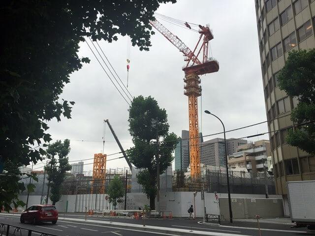 「パークコート青山ザタワー」(Park Court Aoyama the Tower) 2016.7.6