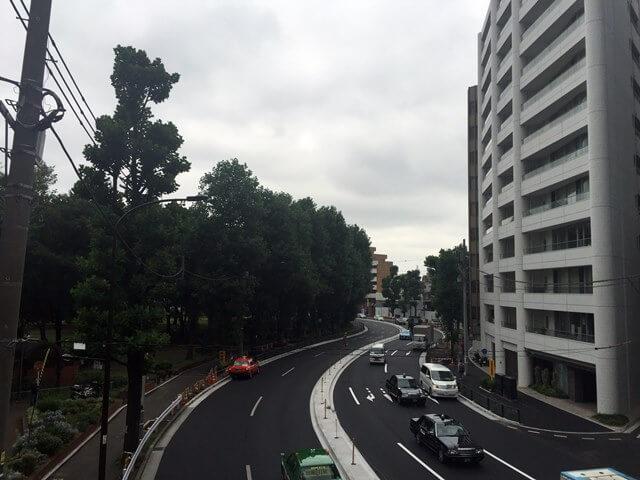 東京都道319号環状三号線 2015.7.6