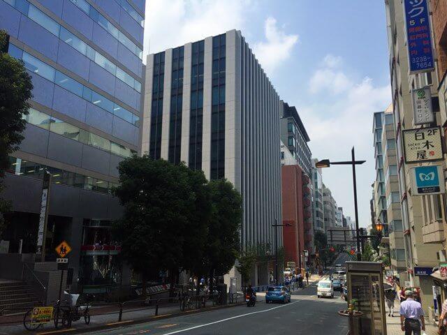 「日本製粉 本社ビル」 2016.7.14