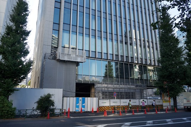 「(仮称)家の光千駄ヶ谷ビル新築工事」 2016.7.30
