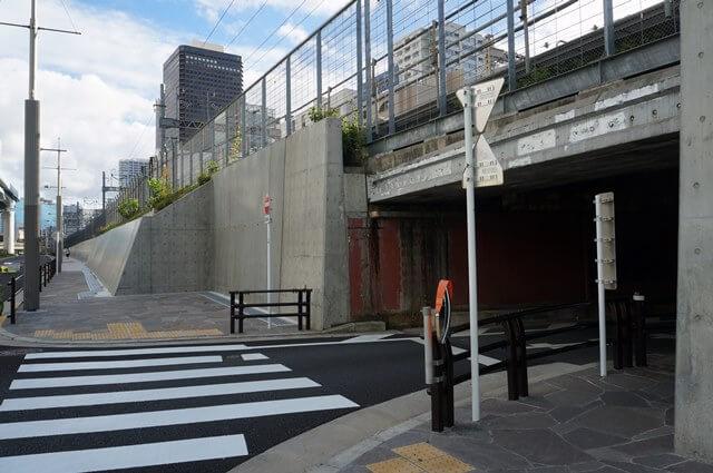 「補助313号線街路築造工事(25汐留ー2)」 2016.7.31