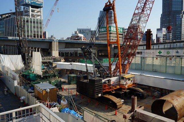 「渋谷駅街区開発計画I期(東棟)」 2016.8.6