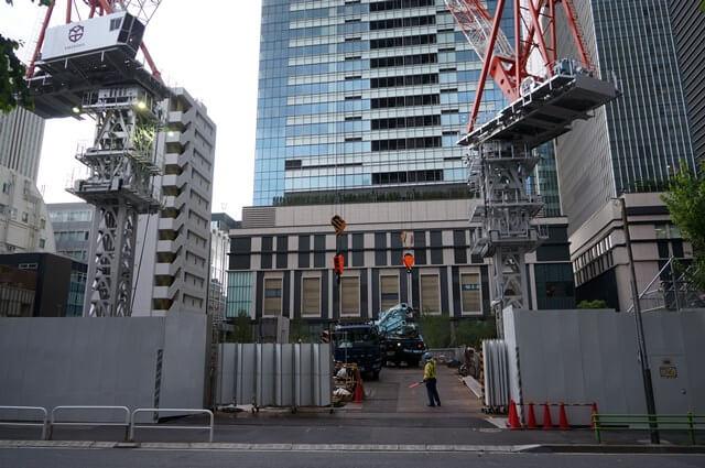 「(仮称)新東京武田ビル」 2016.8.20
