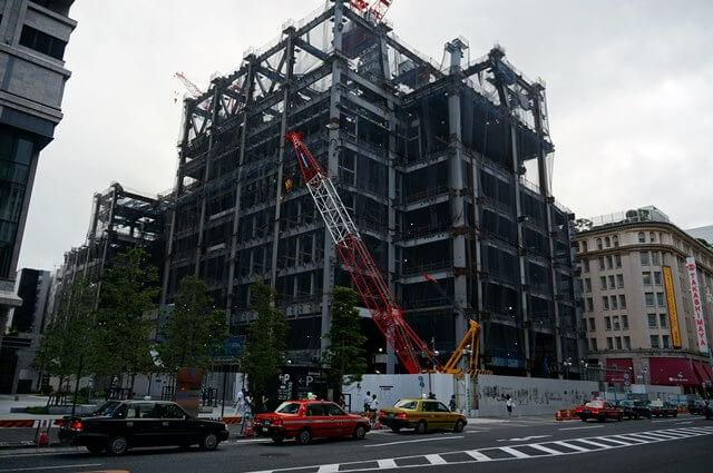 「(仮称)日本橋二丁目地区第一種市街地再開発事業 C街区」 2016.8.20