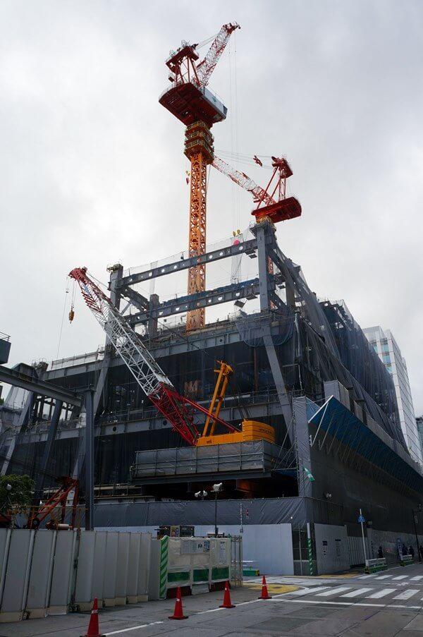 「(仮称)日本橋二丁目地区第一種市街地再開発事業 A街区」 2016.8.20