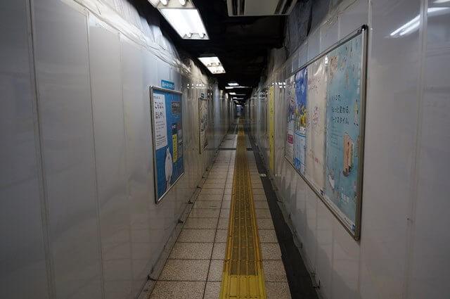 京橋駅 2016.8.20