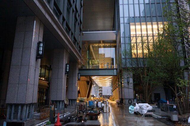 「KYOBASHI EDOGRAND(京橋エドグラン)」 2016.8.20