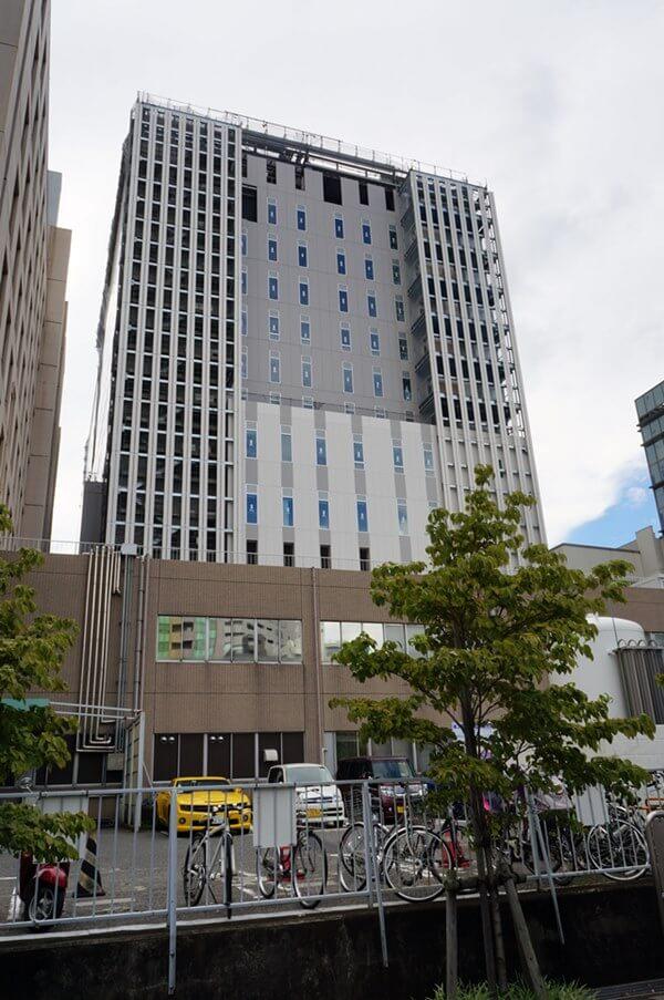 「東京都済生会中央病院 新主棟建設工事」 2016.8.21
