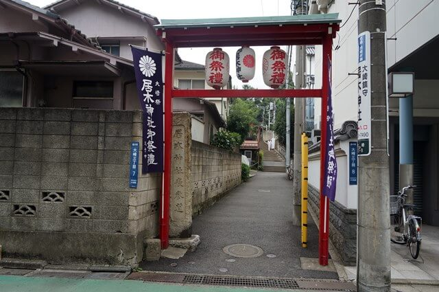 「居木神社例大祭」 2016.8.28