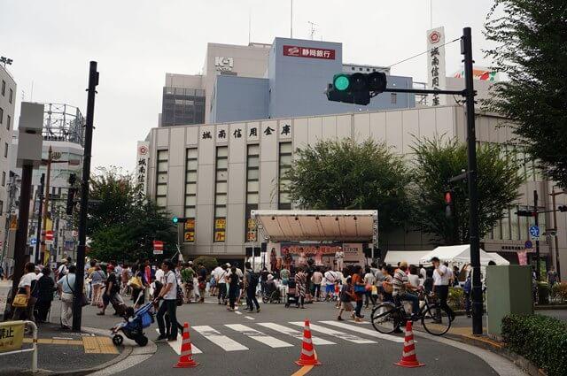 「第62回大井どんたく夏まつり」 2016.8.28