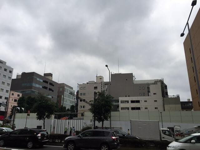 「青山ベルコモンズ」 2016.7.27