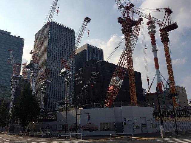 「大手町二丁目地区第一種市街地再開発事業」 2016.8.13