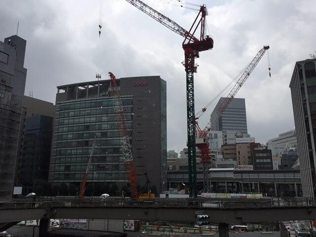 「渋谷駅南街区プロジェクト」 2016.8.23