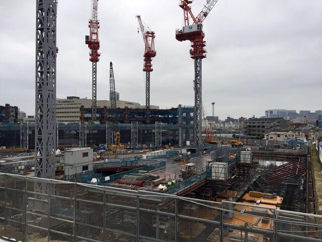 (仮称)大崎複合再開発タワープロジェクト 2016.8.28