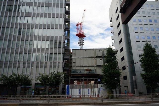 「(仮称)芝5丁目プロジェクト」 2016.8.21