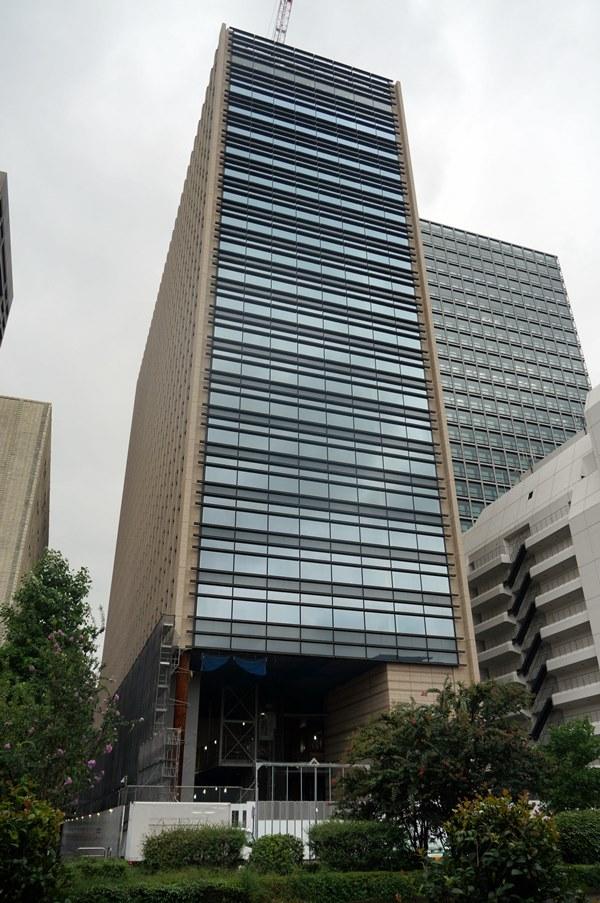 「(仮称)内幸町二丁目プロジェクト」 2016.8.27