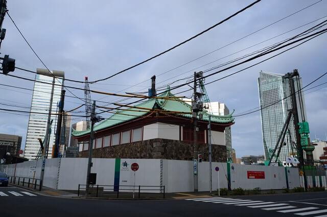 「虎ノ門2-10計画」(ホテルオークラ東京建替え工事) 2016.9.3