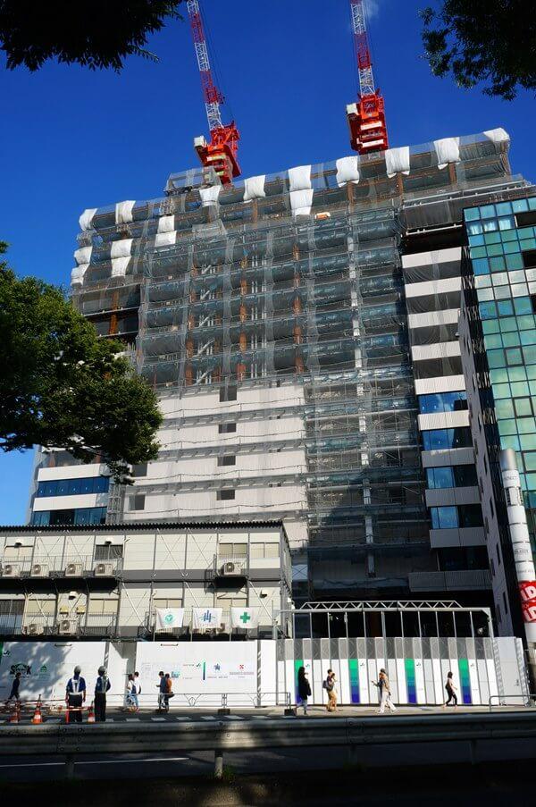 「渋谷宮下町計画」 2016.9.4