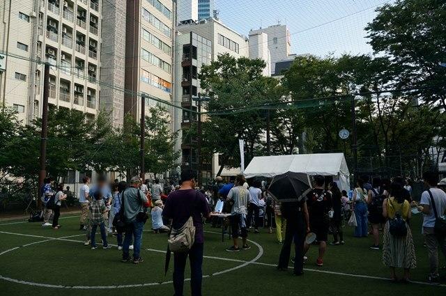 「渋谷ズンチャカ!」 2016.9.4