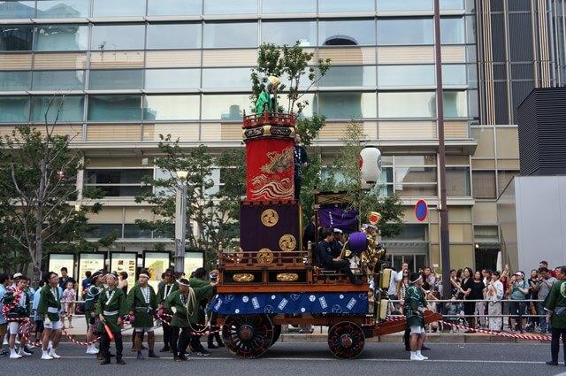 「赤坂氷川祭」 2016.9.17