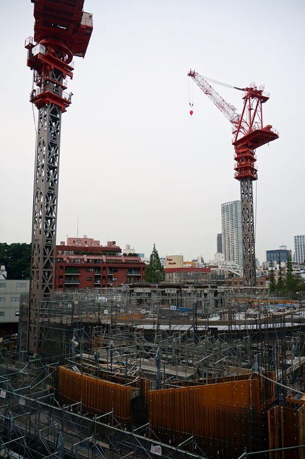 「パークコート赤坂檜町ザ タワー」 2016.9.17