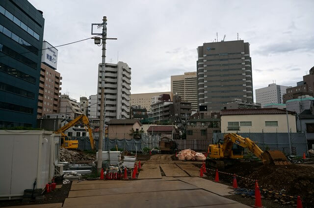 「大井町一丁目南第一地区第一種市街地再開発事業 建築計画」 2016.9.18