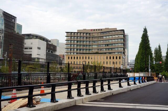 鹿島橋付近 2016.9.25
