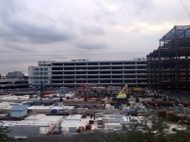 流通センター付近 2016年8月中旬