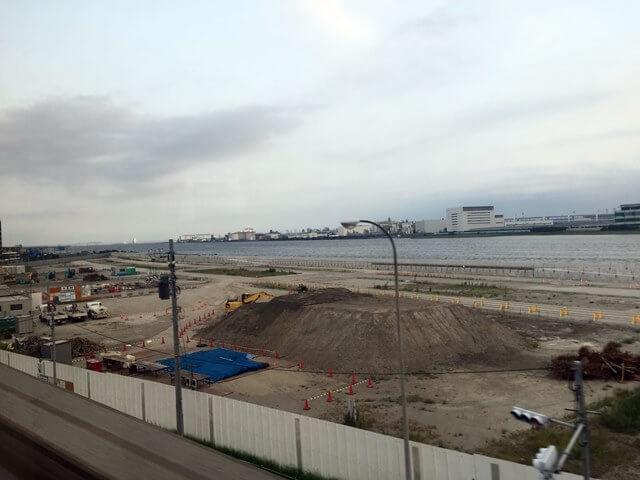 「羽田空港跡地第2ゾーン開発」 2016年8月中旬