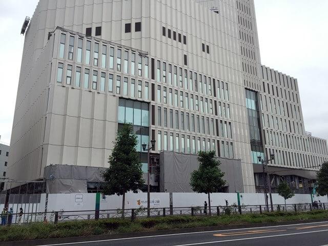 「上智大学四谷キャンパス6号館(ソフィアタワー) 」 2016.9.14
