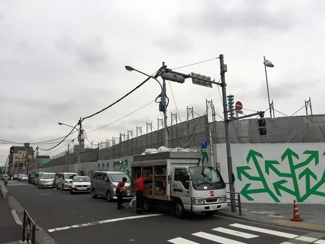 「(仮称)四谷駅前地区第一種市街地再開発事業」 2016.9.14