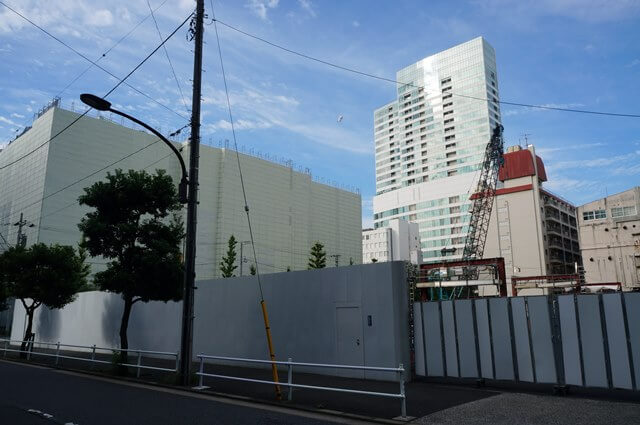「(仮称)竹芝地区開発計画建築計画(業務棟)新築工事」 2016.9.25