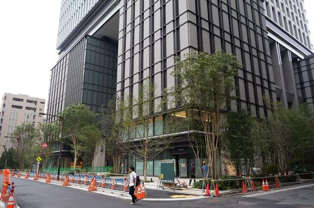 「KYOBASHI EDOGRAND(京橋エドグラン)」 2016.10.1