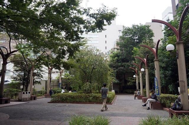「水谷橋公園」 2016.10.1