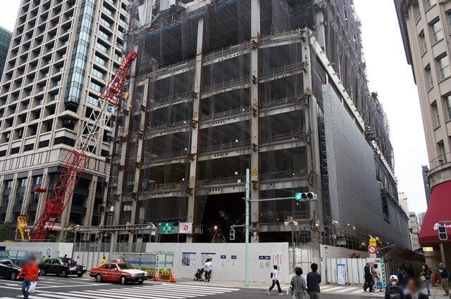 「(仮称)日本橋二丁目地区第一種市街地再開発事業 C街区」 2016.10.1