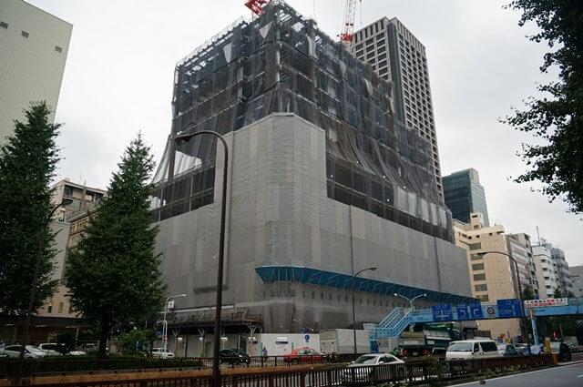 「(仮称)日本橋二丁目地区第一種市街地再開発事業 A街区」 2016.10.1