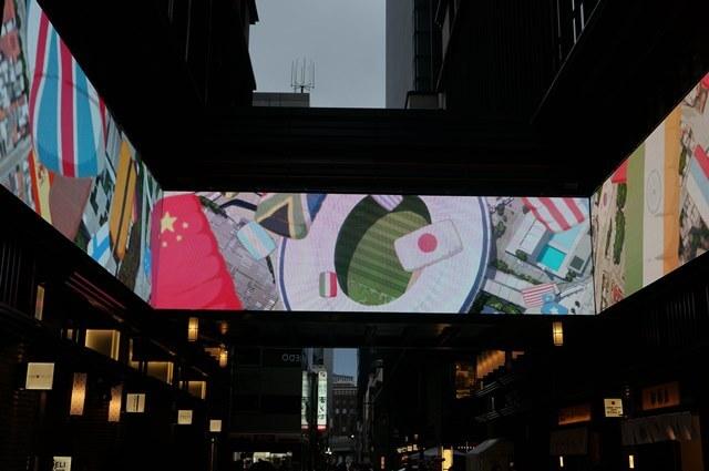 日本橋 仲通り 2016.10.1