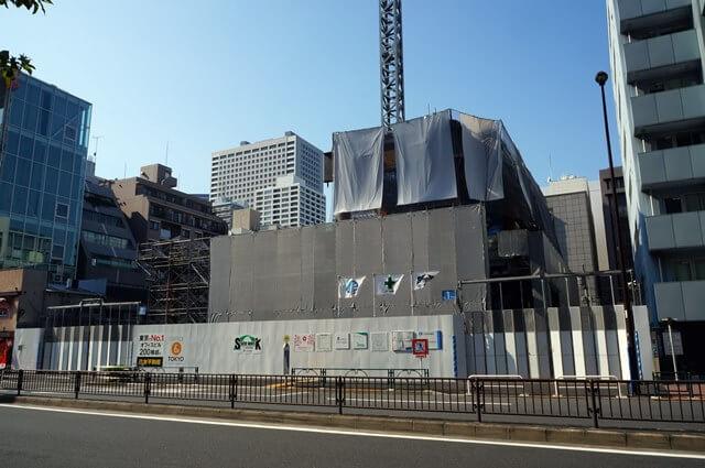 「(仮称)芝浦三丁目計画」 2016.10.2