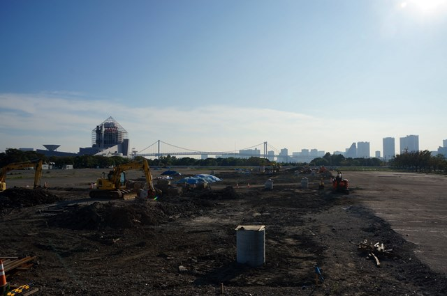 「晴海五丁目西地区第一種市街地再開発事業」 2016.10.2
