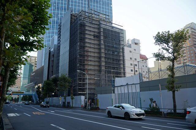 「(仮称)虎ノ門ヒルズビジネスタワー」 2016.10.15